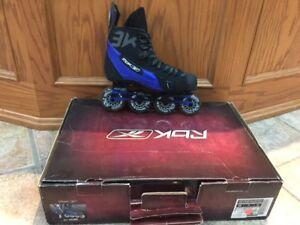 PATINS DE ROLLER HOCKEY RBK 3K