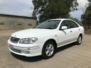2000 Nissan Pulsar N16 TI White Manual Sedan South Nowra Nowra-Bomaderry Preview