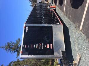 36 FT ENCLOSED CYNERGY TRAILER