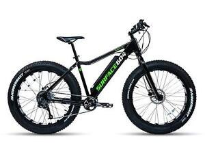 **SALE 20% OFF** Surface 604 BOAR - Electric Fat Bike Bicycle