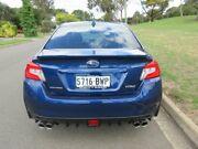 2014 Subaru WRX V1 MY15 Premium Lineartronic AWD Blue 8 Speed Constant Variable Sedan Old Reynella Morphett Vale Area Preview