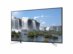 """Sumsung 75"""" Class J6300 full LED Smart TV with Mobil mount"""