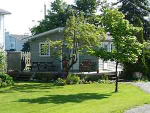 All Season Cottage for Rent Weekends until May 8