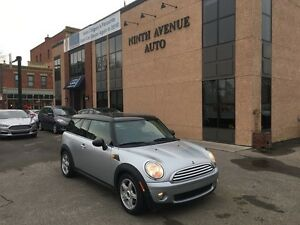 2008 Mini Cooper Clubman 3dr Station Wagon, auto, Leather