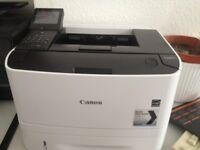 Nearly new canon i-sensys printer