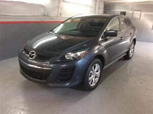 2011 Mazda CX-7 GS/AWD/Automatique/Mags/76255km...