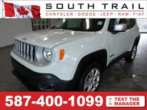 2016 Jeep Renegade Limited - Call/txt/email ROGER @ (587)400-061