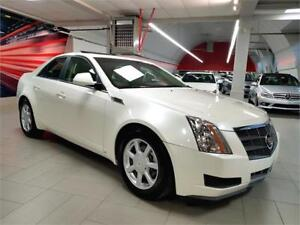 2009 Cadillac CTS 4 3.6L TOIT PANORAMIQUE, BAS MILLAGE!!