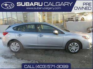 2017 Subaru Impreza Convenience l AWD l BACK UP CAM