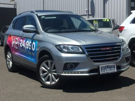 2017 Haval H2 Silver Sports Automatic Wagon