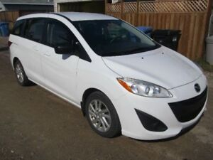 2012 Mazda5 in excellent condition