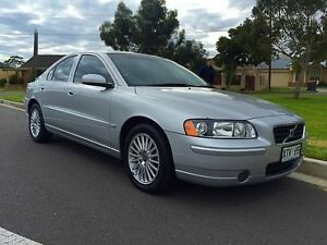 2006 Volvo S60 MY07 LE Silver 5 Speed Automatic Sedan North Brighton Holdfast Bay Preview