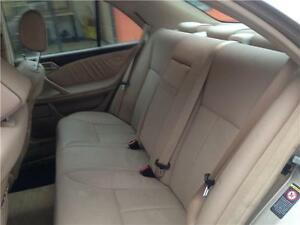 2001 Mercedes-Benz E-Class E320**LEATHER****SUNROOF***ONLY 154KM London Ontario image 7