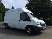 Man and Van, Courier Services, Removals - Cheshire, Merseyside, Greater Manchester, North Wales