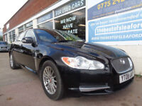 Jaguar XF 2.7TD auto 2008 Luxury Full S/H 10 stamps 1 former keeper P/X