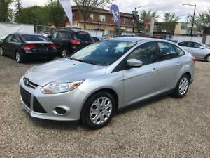 2013 Ford Focus SE FlexFuel, Automatic, Bluetooth, No Accidents