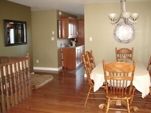 Beautiful house with attached garage for rent