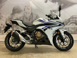 2016 Honda CBR500R Enoggera Brisbane North West Preview