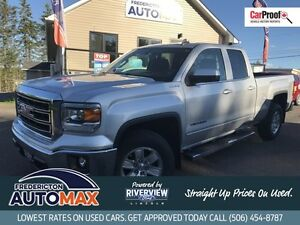 2015 GMC Sierra 1500 SLE 4x4! Alloys! Trailer Tow Package!