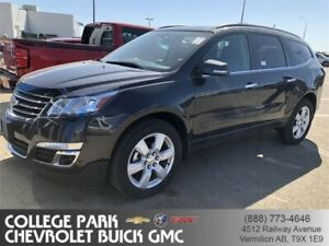 2017 Chevrolet Traverse LT  7 PASS Quad buckets