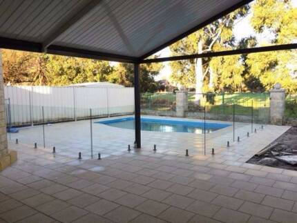 Glass Fencing STOCKTAKE CLEARANCE Southern River Gosnells Area Preview