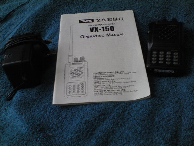Yaesu ft-1802m 2 meter mobile fm transceiver + orig box, manual.