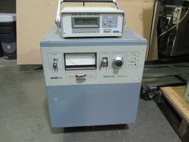 ENI OEM-25N-11481 Solid State Power Generator, OEM-25, 450737