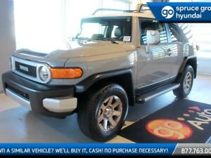 2014 Toyota FJ Cruiser 4X4, V6, AUTO, CAMERA, LOW KM'S