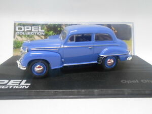 opel olympia 1951 53 opel collection 6 eaglemoss ixo 1 43. Black Bedroom Furniture Sets. Home Design Ideas