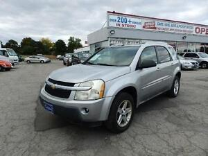 2005 Chevrolet Equinox LT AWD SUNROOF,LEATHER SEATS CERTIFIED