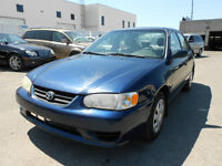 2002 Toyota Corolla CE, (Certified & E-Tested) Mint Condition