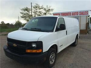 2006 GMC SAVANA CARGO VAN - 4.8L - AUTOMATIC - GREAT WORK VAN