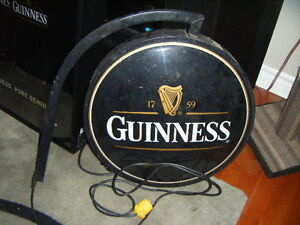 Guinness Bar Signs