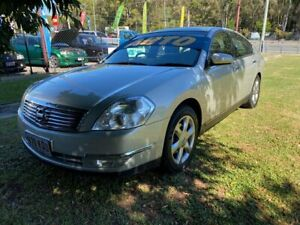 2007 Nissan Maxima J31 MY06 ST-L Gold 6 Speed Constant Variable Sedan