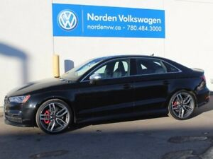 2015 Audi S3 2.0T TECHNIK 4dr All-wheel Drive quattro Sedan