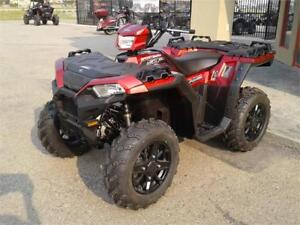 2018 POLARIS QUADS -FACTORY AUTHORIZED CLEARANCE SALE ON NOW!!!