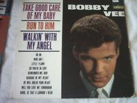 Vinyl LP Bobby Vee - Take Good Care Of My Baby