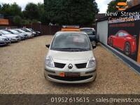 RENAULT MODUS EXPRESSION DCI, Gold, Manual, Diesel, 2007