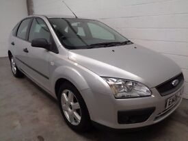 FORD FOCUS DIESEL , 2006 REG , LOW MILES + FULL HISTORY , YEARS MOT , FINANCE AVAILABLE , WARRANTY