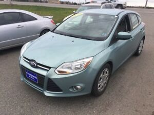 2012 Ford Focus SE HATCHBACK SE SE