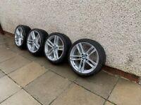 "Genuine 20"" BMW Wheels"
