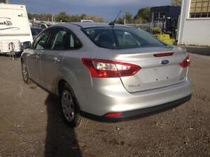 2013 Ford Focus Sedan only 45800 Km. Kitchener / Waterloo Kitchener Area image 3