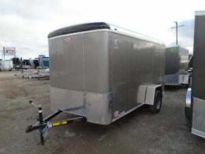 2017 6X12 ATLAS ENCLOSED - WELL BUILT, RELIABLE! London Ontario image 3