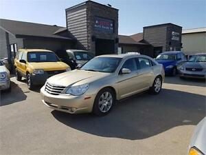 2010 Chrysler Sebring Limited HEATED LEATHER & MIRRORS*BLUETOOTH