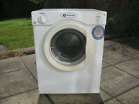 White Knight Free Standing 3kg Compact Vented Tumble Dryer