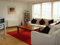 Ref 391 - Spacious unfurnished 2 bed, 2 bath flat with parking, balcony, lift on Dock Street