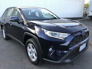2019 Toyota RAV4 Axah54R GX eFour Blue 6 Speed Constant Variable Wagon Hybrid Oakleigh Monash Area Preview