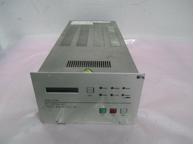 Seiko Seiki SCU-H1301L1B, Turbomolecular Pump Control Unit. 416880