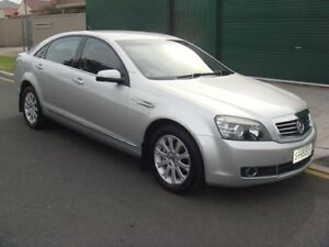 2009 Holden Statesman WM MY09.5 Silver 5 Speed Sports Automatic Sedan Hampstead Gardens Port Adelaide Area Preview