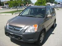 2003 Honda CRV AWD 2 sets on tires on rims